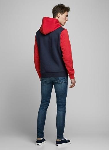 Jack & Jones Sweatshirt Kırmızı